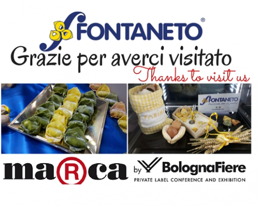 Fontaneto at the MARCA exhibiotion