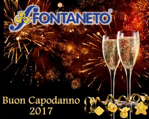 Happy New Year from Fontaneto!