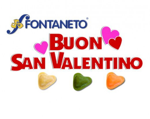 Have a good Valentine's Day from Fontaneto!