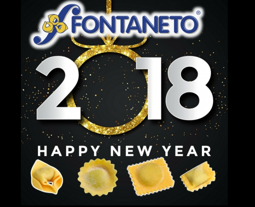 Happy new year by Fontaneto