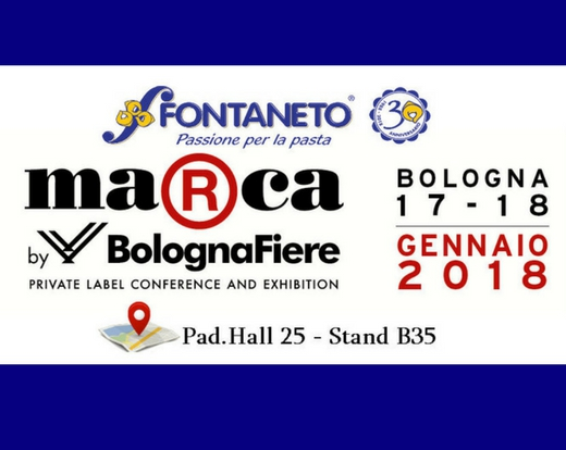 MARCA fair in BOLOGNA